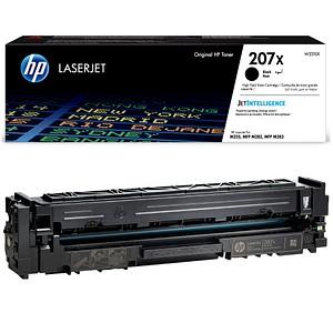 HP 207X (W2210X) schwarz Tonerkartusche