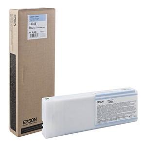 EPSON T6365 light cyan Tintenpatrone