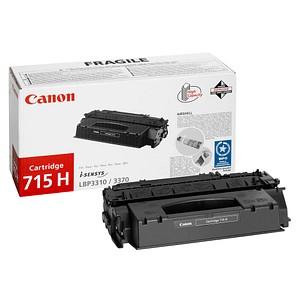 Canon 715H BK schwarz Toner