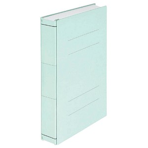 PLUS JAPAN Zero Max Basic Ordner pastellgrün Karton 1-4 cm DIN A4