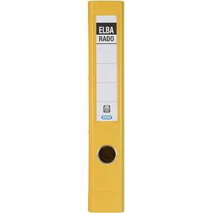 ELBA rado plast Ordner gelb Kunststoff 5,0 cm DIN A4