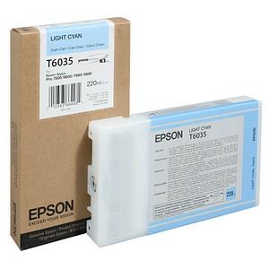 EPSON T6035 light cyan Tintenpatrone