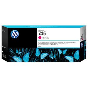 HP 745 (F9K01A) magenta Tintenpatrone