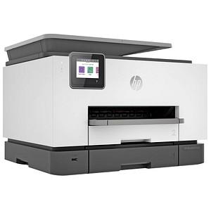 HP OfficeJet Pro 9020 All-in-One 4 in 1 Tintenstrahl-Multifunktionsdrucker grau