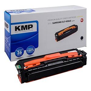 KMP SA-T57 schwarz Toner ersetzt SAMSUNG CLT-K504S (SU158A)