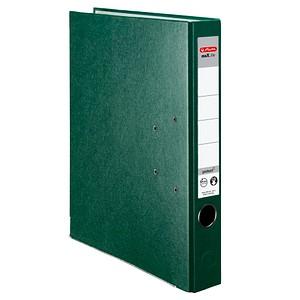 herlitz maX.file protect Ordner grün Kunststoff 5,0 cm DIN A4