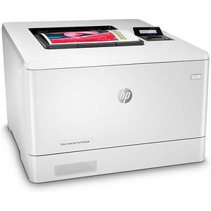 HP Color LaserJet Pro M454dn Farb-Laserdrucker weiß
