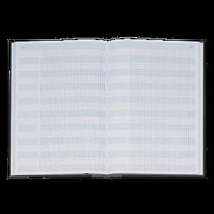 Einband-/ Spaltenbücher