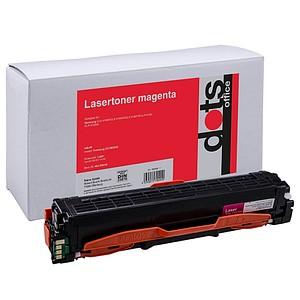 dots magenta Toner ersetzt SAMSUNG CLT-M504s (SU292A)