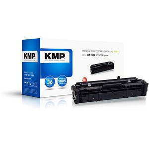 KMP H-T215BX schwarz Toner ersetzt HP 201X (CF400X)