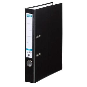 ELBA smart Pro Ordner schwarz Kunststoff 5,0 cm DIN A4