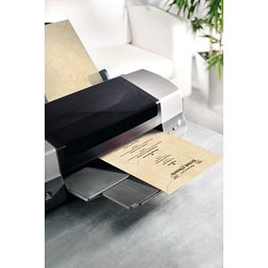 SIGEL Briefpapier Granit beige DIN A4 200 g/qm 50 Blatt