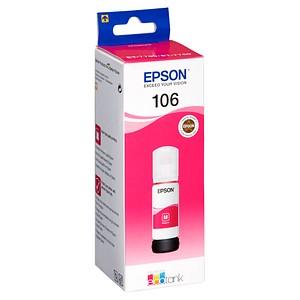 EPSON 106/T00R34 magenta Tintenflasche
