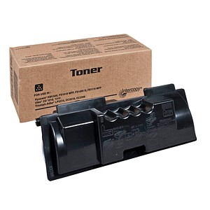 Intercopy schwarz Toner ersetzt Kyocera TK-18, TK-100