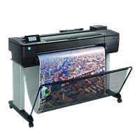 Großformatdrucker Tintenstrahltechnik