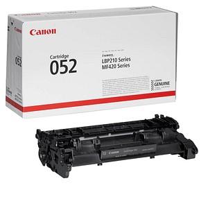 Canon 052 BK schwarz Toner
