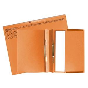 25 Exacompta Hängehefter Exaflex Karton orange