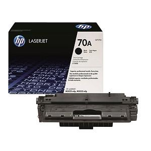 HP 70A (Q7570A) schwarz Tonerkartusche