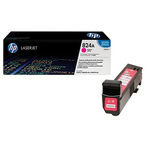 HP 824A (CB383A) magenta Tonerkartusche