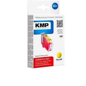 KMP C85 gelb Tintenpatrone ersetzt Canon CLI-526 Y