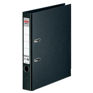 herlitz maX.file protect plus Ordner schwarz Kunststoff 5,0 cm DIN A4