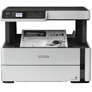EPSON EcoTank ET-M2170 3 in 1 Tintenstrahl-Multifunktionsdrucker schwarz