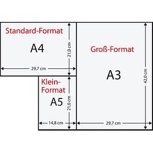 xerox Laserpapier Colotech+ DIN A4 120 g/qm 500 Blatt