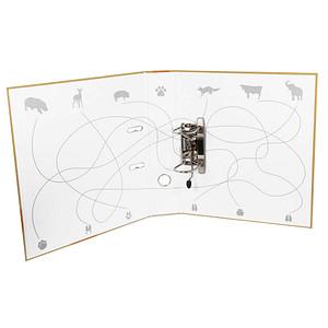 PAGNA Motivordner Zootiere 7,5 cm DIN A4