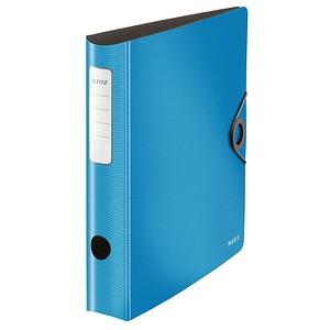 LEITZ Ordner hellblau Kunststoff 6,5 cm DIN A4