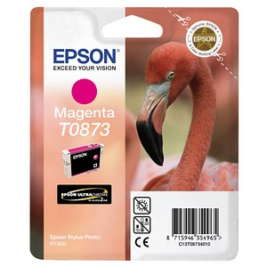 EPSON T0873 magenta Tintenpatrone