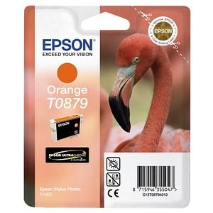 EPSON T0879 orange Tintenpatrone