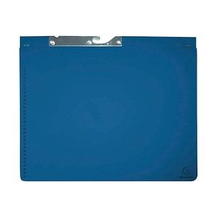 25 Exacompta Pendelhefter Karton blau