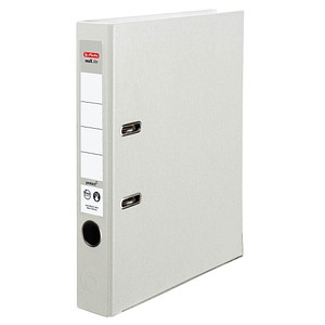 herlitz maX.file protect Ordner weiß Kunststoff 5,0 cm DIN A4