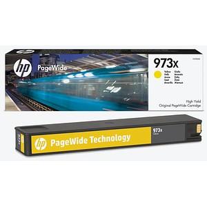 HP 973X (F6T83AE) gelb Tintenpatrone