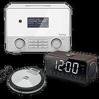 CD-Player + Radios