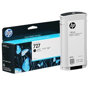 HP 727 (B3P22A) matt schwarz Tintenpatrone