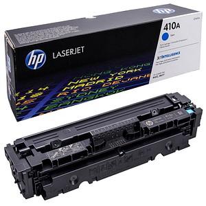 HP 410A (CF411A) cyan Tonerkartusche