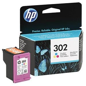 HP 302 (F6U65AE) color Tintenpatrone