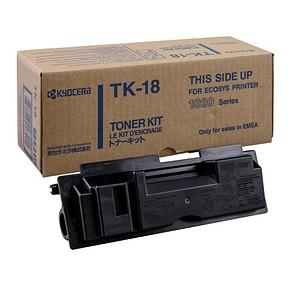 KYOCERA TK-18 schwarz Toner