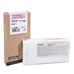 EPSON T6536 vivid light magenta Tintenpatrone