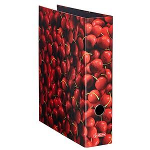 herlitz maX.file Fruits Motivordner Kirschen 8,0 cm DIN A4