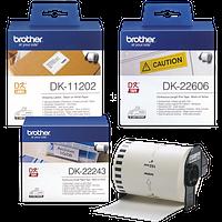 Brother Etiketten & Zubehör für Etikettendrucker