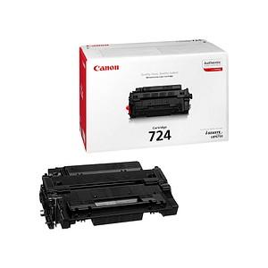 Canon 724 BK schwarz Toner