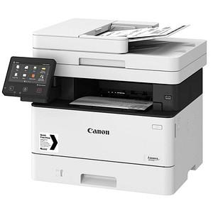 Canon i-SENSYS MF449x 4 in 1 Laser-Multifunktionsdrucker grau