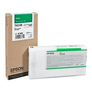 EPSON T653B grün Tintenpatrone