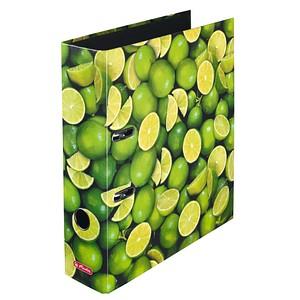 herlitz maX.file Fruits Motivordner Lemon 8,0 cm DIN A4
