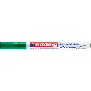 edding 751 creative Lackmarker grün 1,0 - 2,0 mm