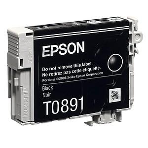 EPSON T0891 schwarz Tintenpatrone