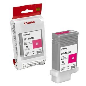 Canon PFI-102 M magenta Tintenpatrone