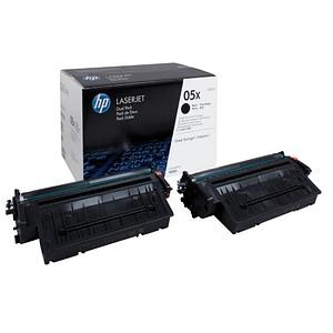 HP 05X (CE505XD) schwarz Tonerkartuschen
